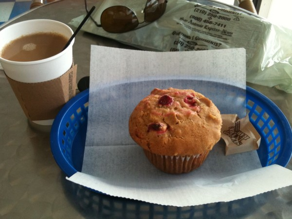 Broadway Daily Bread De Zavala Bakery San Antonio Muffin