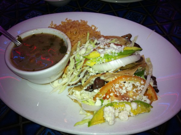 La Fogata San antonio mexican food patio