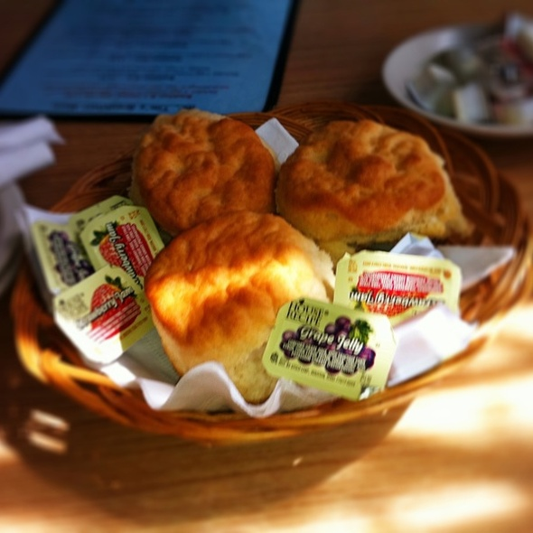 Mr. Tim's Country Kitchen Biscuits