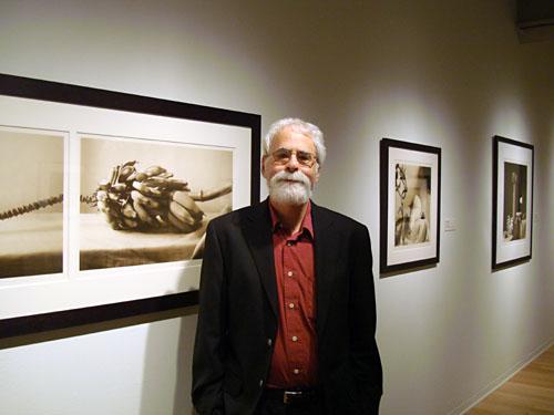 David Rubin, Brown Foundation Curator of Contemporary Art at SAMA