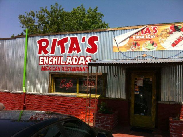 Rita's Enchiladas