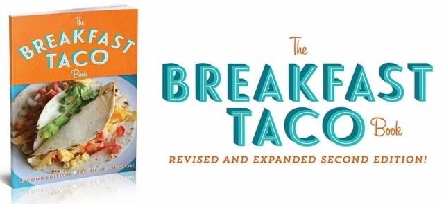 Breakfast Taco Book