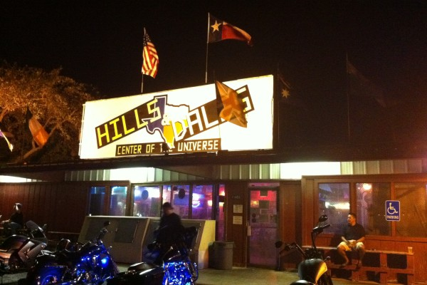 Hills and Dales Bar San Antonio Texas
