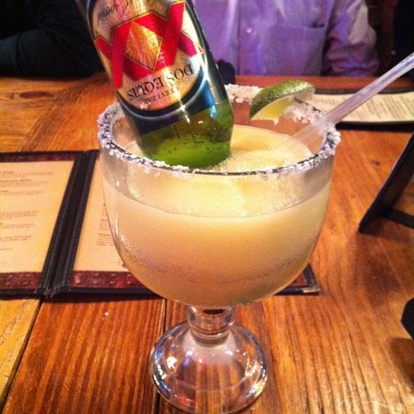 Dosarita Hoffbrau Quarry Dos Equis Margarita Dish Trip
