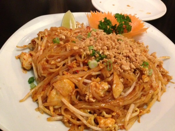 They bring the heat when you order a dish to be Thai spicy!