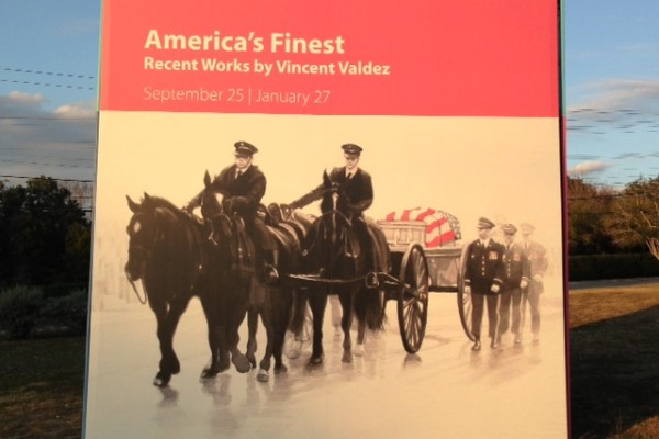America's Finest is on view at the McNay Art Museum through the end of this weekend.