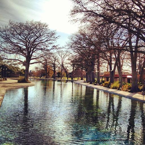 San Antonio Instagram, San Pedro Park