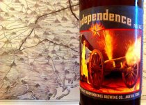 Independence Brewing Company, Pale Ale, Texas Beer Austin Beer