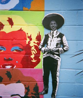 Artist Luis Valderas, El Mariachi Lacho, San Antonio Unfilitered, San Antonio Art