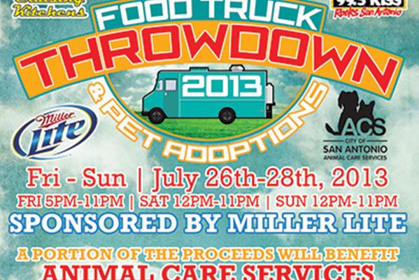 Food Truck Throwdown 2013