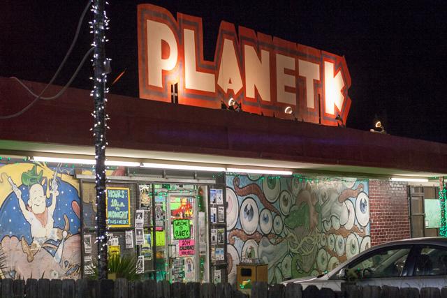 Planet K San Antonio