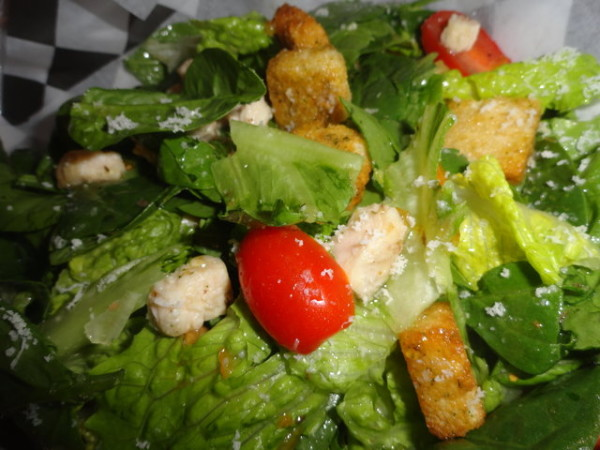 Tazas Salad