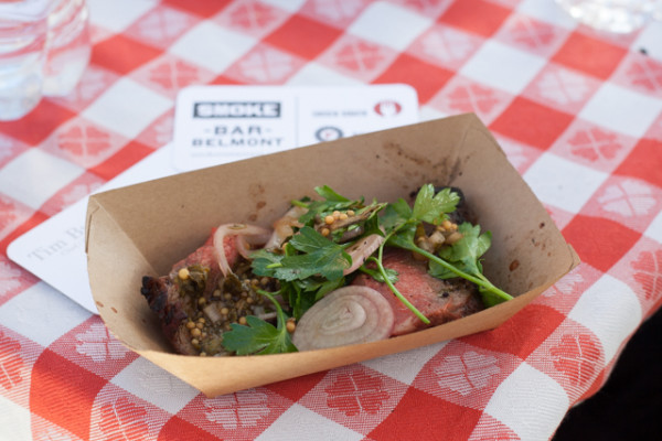 Meatopia TX Chef Tim Byres Wagyu Beef