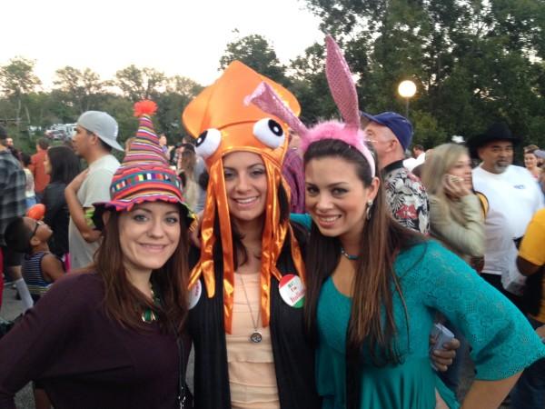Wurstfest Funny Hats