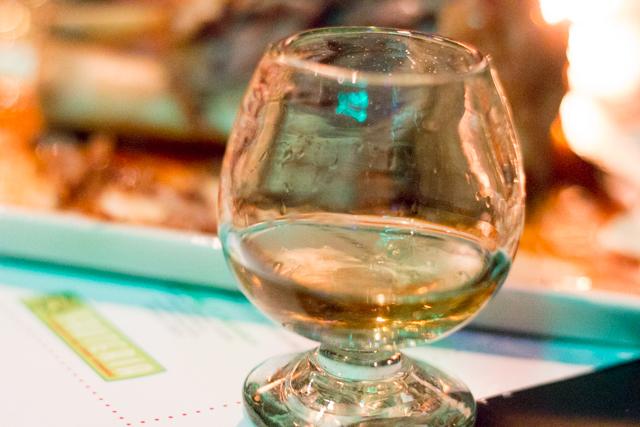 Herradura Double Reposado Tequila Dinner Fruiteria