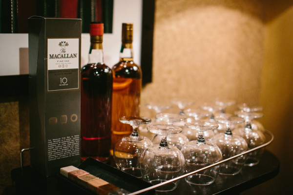 Macallan Scotch at SA Cocktail Conference Featured