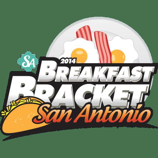 SA Flavor San Antonio Breakfast Bracket 2014 March Madness Taco