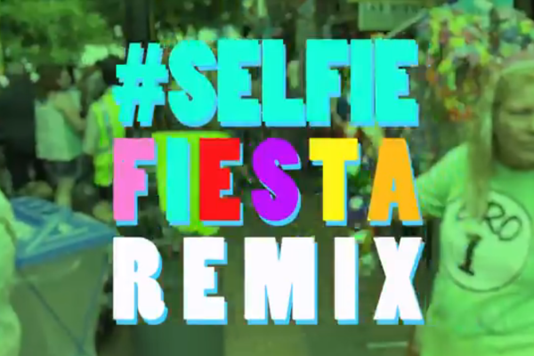 Let Me Eat a Taco Fiesta Selfie Remix