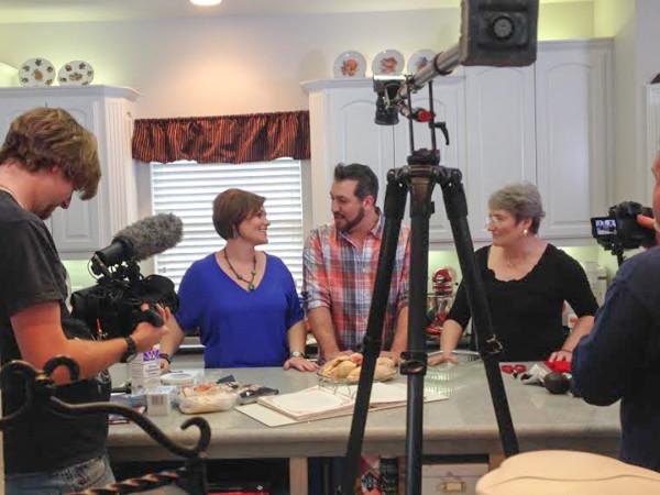 My Family Recipe Rocks San Antonio Courtney White Joey Fatone-2