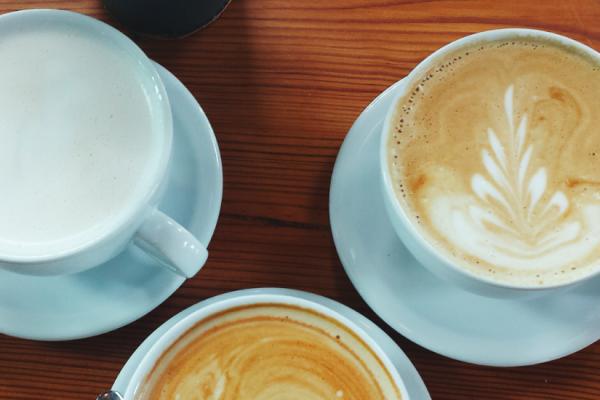 Rosella Coffee Co Lattes Horizontal