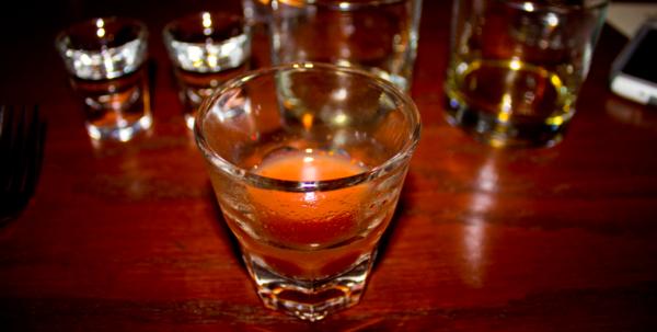 Tequila Samples Folc Dulce Vida Tequila Paired Dinner 2015-5