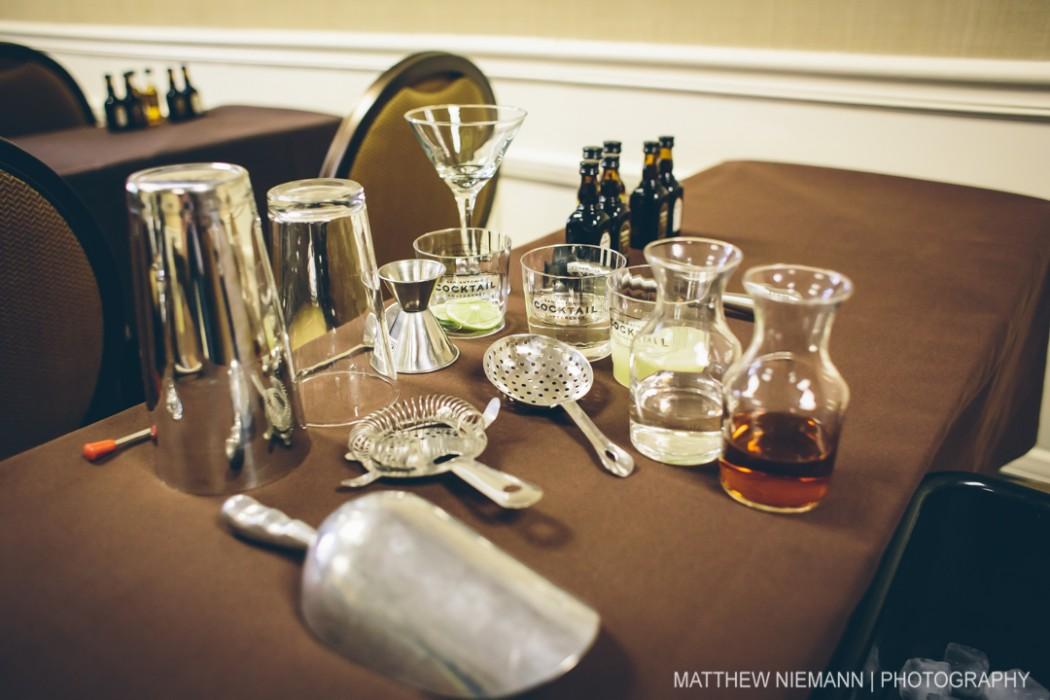 SA Cocktail Conference, Mixology 101, SACC2015