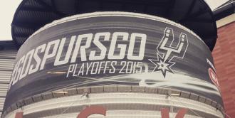 Spurs Playoffs courtesy of Spurs Instagram.