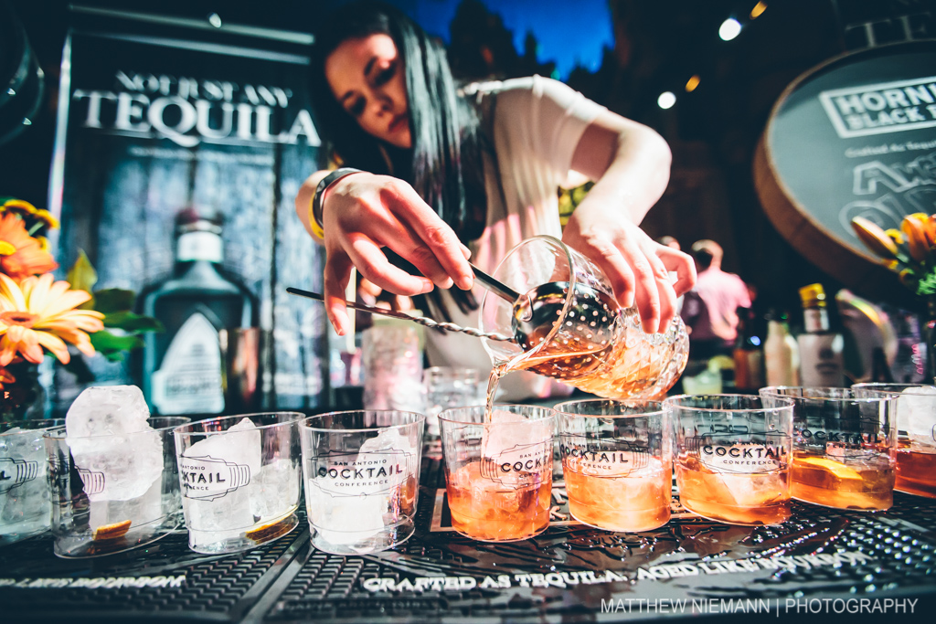Hornitos Old Fashioned San Antonio Cocktail Conference Opening Party 2016