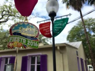2016 Fiesta Medal La Villita