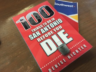 100 Things in San Antonio