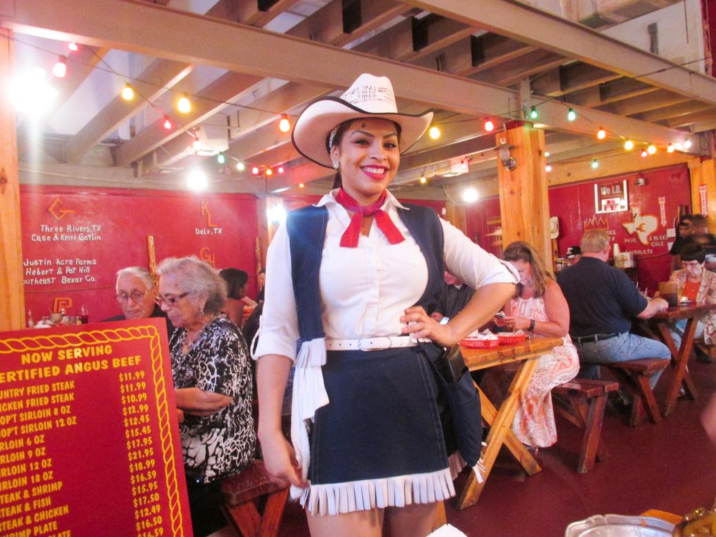 Waitress Little Red Barn-5