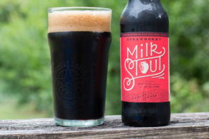 Ranger Creek Strawberry Milk Stout: San Antonio Beers