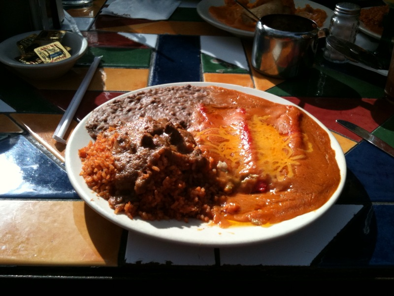 Mexican Manhattan Restaurant Review San Antonio Tx