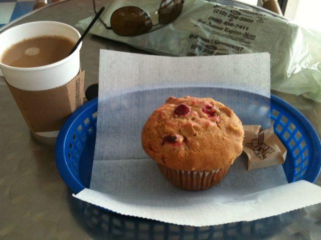 Broadway Daily Bread De Zavala Bakery San Antonio Muffin