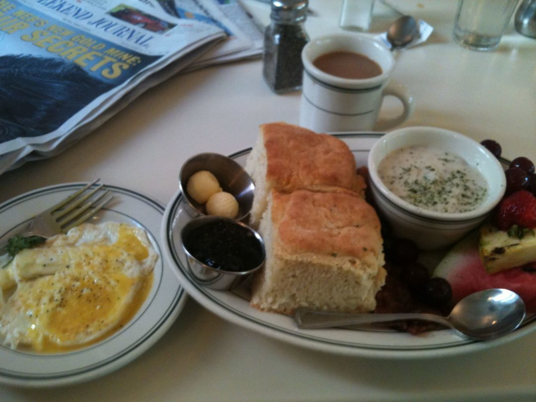 Guenther House: Classic Breakfast in a Classy Joint