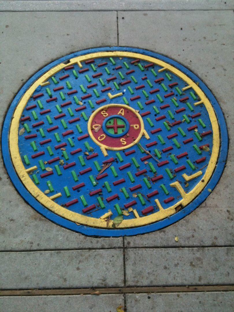 Random San Antonio Street Art