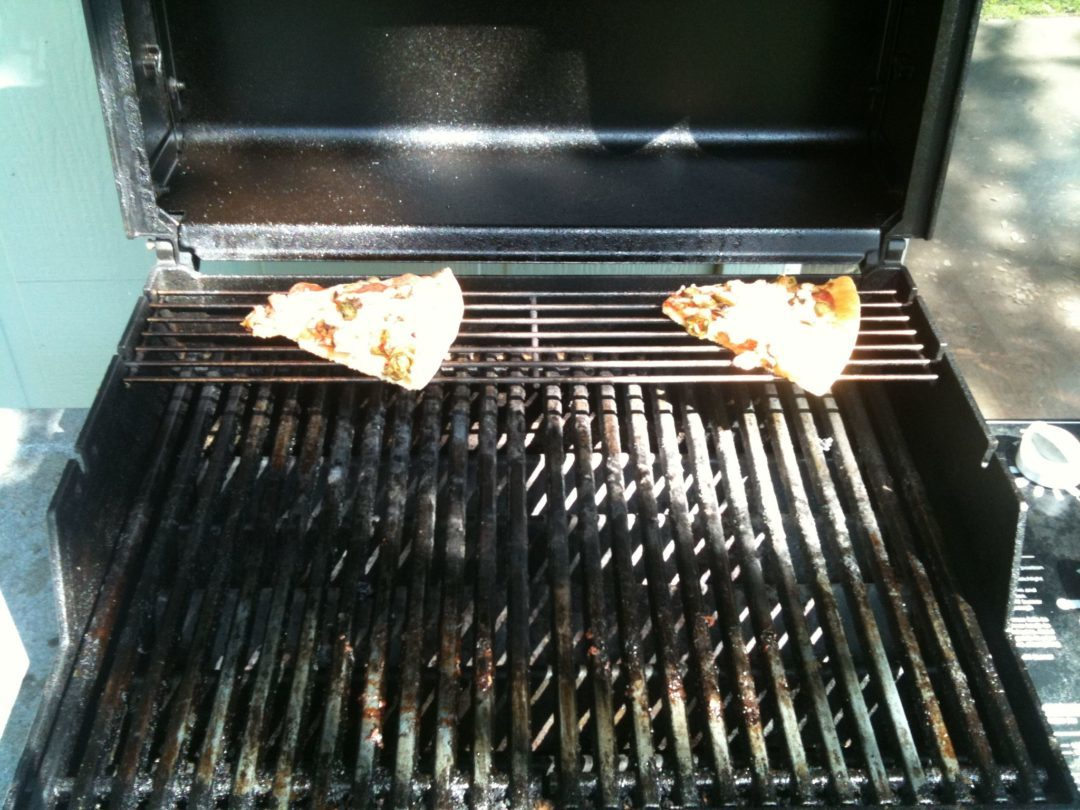 Hack: Reheating Pizza (and an explanation)