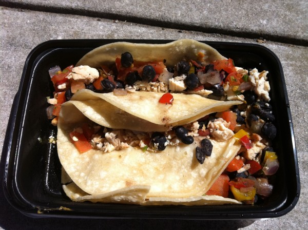 My Fit Foods 21 Day Challenge Miguels Tacos