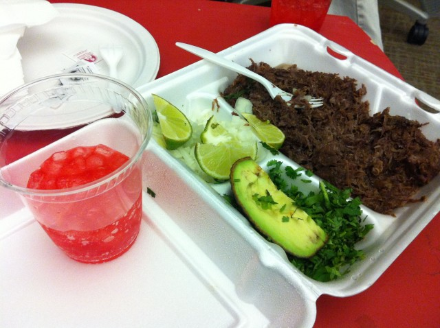 Taqueria Datapoint: My Barbacoa Go To Joint