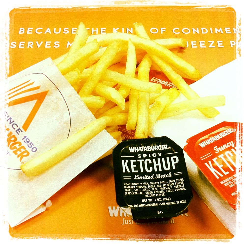 Life Became That Much Better Today: Whataburger To Sell Ketchup In Stores