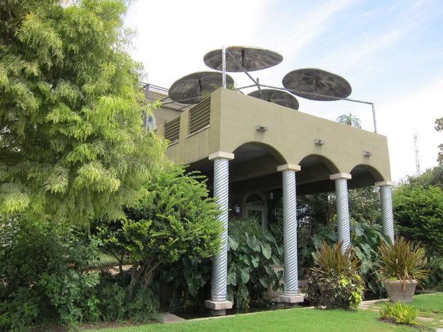 Exterior of Casa Hernán