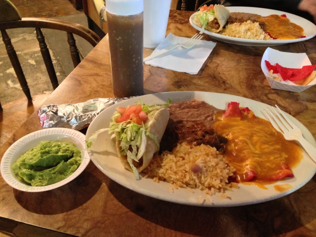 Ray's Drive Inn: Birthplace of the Puffy Taco