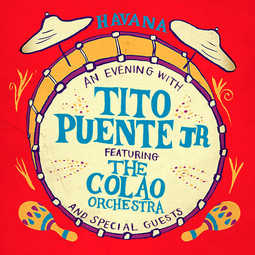 Tito Puente Jr Hotel Havana San Antonio