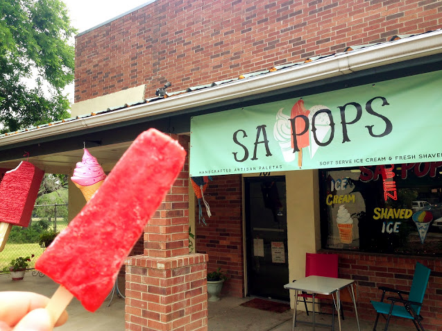 Cool Off With Handcrafted Paletas From SA Pops