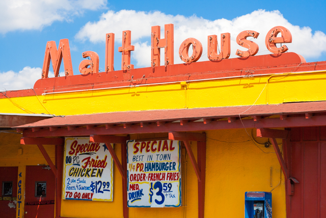 Malt House San Antonio Restaurant Westside