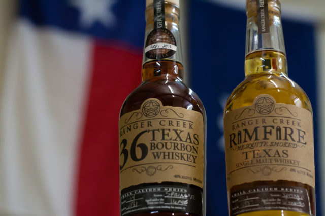 Ranger Creek Texas Bourbon
