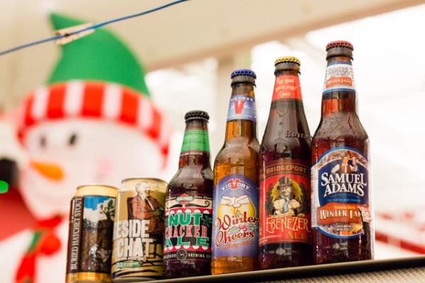 December Beer Haul Six Pack Club