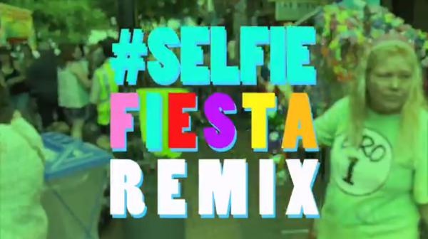 Let Me Eat a Taco Fiesta Selfie Remix