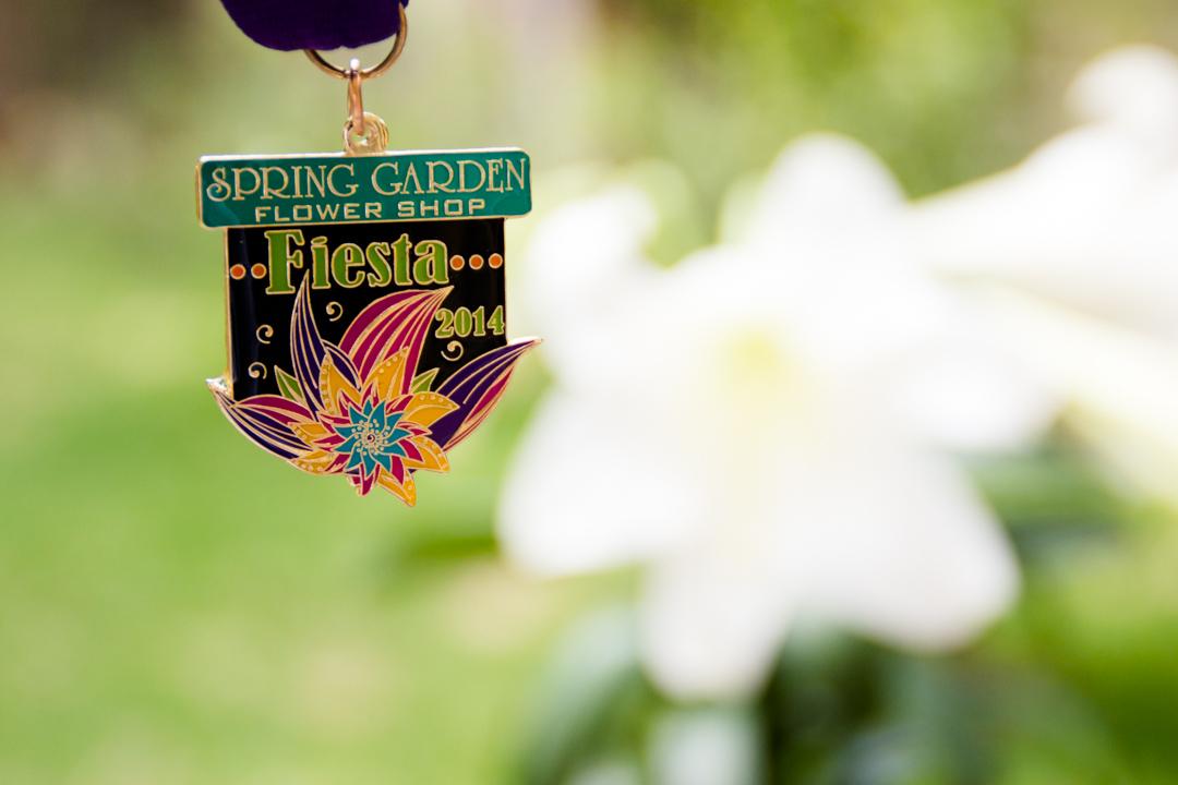 spring garden flower shop 2014 fiesta medal sa flavor