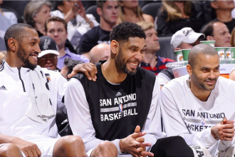 Photo courtesy of @spurs Instagram.